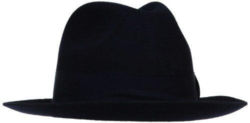 Inc Mens Headwear Stacy Adams Felt Fedora Dorfman Pacific Co Pick SZ//Color.