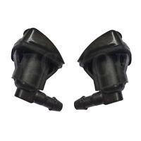 2pcs Windshield Wiper Nozzle Spray Jet Washer For Toyota Sienna Tundra Corolla