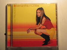 Gotta Tell You by Samantha Mumba (CD, Mar-2001, Interscope (USA))
