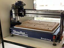 Shopbot D2418 Desktop 18x24in Cnc Router