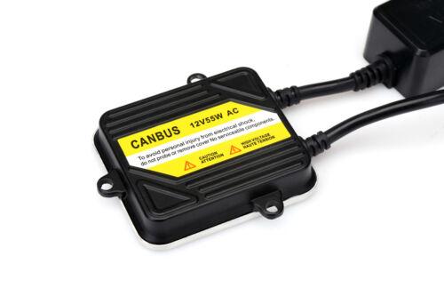 AC H7 HID XENON Canbus Error Free LIGHTS KIT FOR AUDI A3 A4 A5 A6 A7 A8 TT Q5 Q7