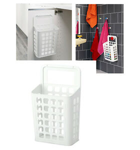 Ikea plastic basket kitchen trash can variera home storage for Ikea trash cans