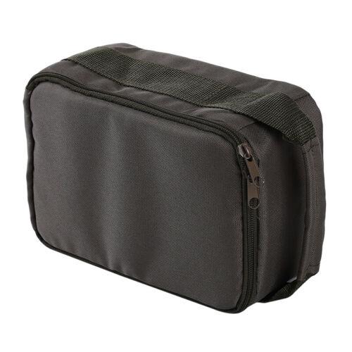 Portable Outdoor Fishing Reel Gear Bag Handbag Carry Storage Tackle Bag CB