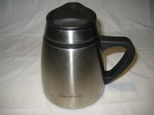 chubby Starbucks mug steel stainless