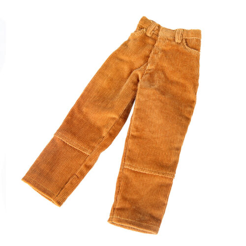 Male Trousers Thick Pants Fit for 1//6 Scale Action Figures Body