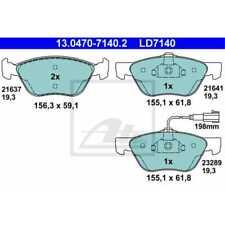 Scheibenbremse ATE 13.0460-7140.2 Bremsbelagsatz