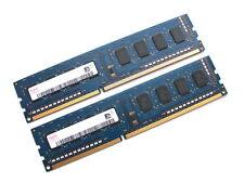 Hynix HMT125U6BFR8C-H9 4GB (2x2GB Kit) 2Rx8 PC3-10600U-9-10-B0 DDR3 RAM Memory