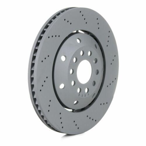 C5 Zimmermann FORMULA Z Bremsscheiben für AUDI A6 RS6 450//480PS PR-1LP vorne