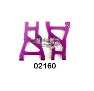 02160 Bras Arrières en Ergal X Mod.1: 10 102021 Aluminium Arrière Himoto