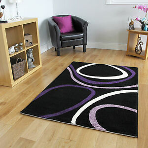 Image Is Loading Small Large Low Cost Modern Rug Easy Clean