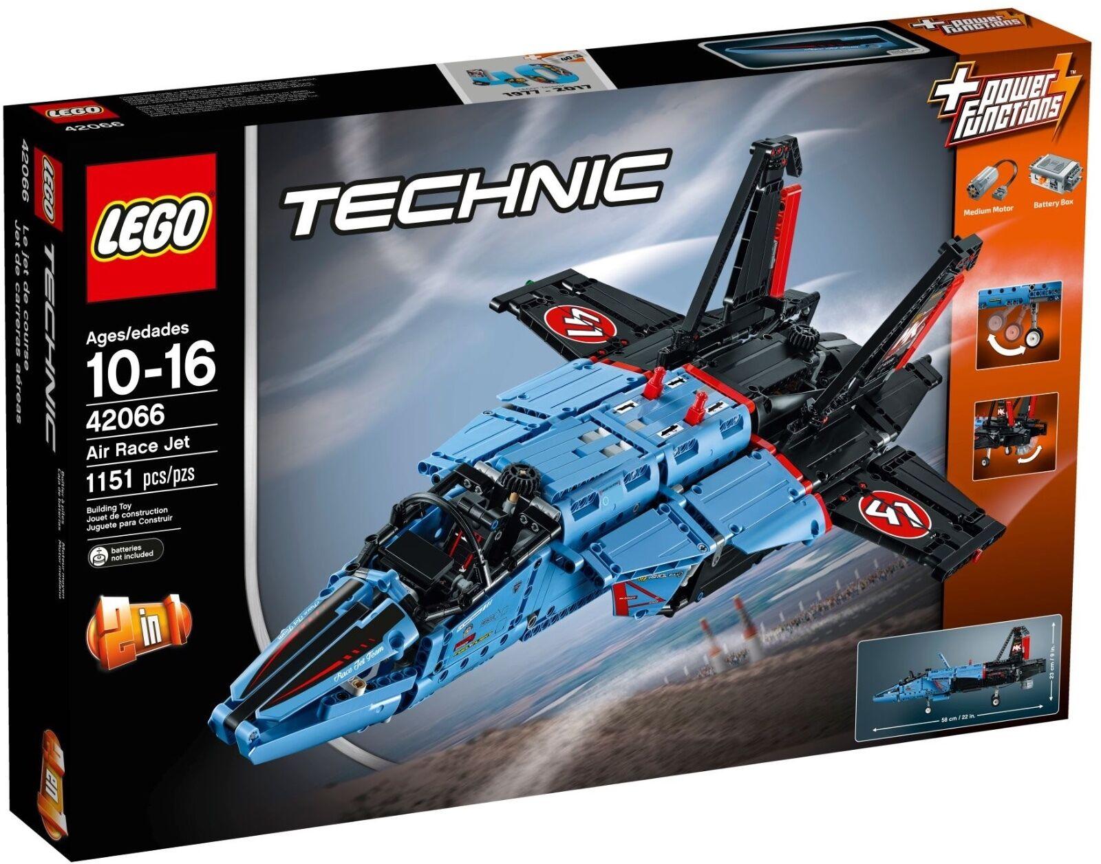 Lego ® Technic 42066 Air Race jet nuevo embalaje original New misb NRFB