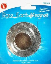 "Super Strong 1"" Diameter 15lb Rare Earth Magnet  ( PM20111 )"