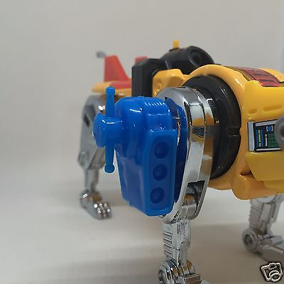 1981 Voltron Japan Missiles Weapon Go Lion Replacement for RED Lion Y/&K GB-36