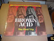 LP:  BROWN ACID - The First Trip V/A HEAVY PSYCH NEW SEALED