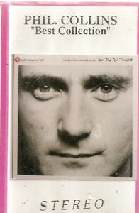 Phil-Collins-Best-Collection-Import-Cassette-Tape