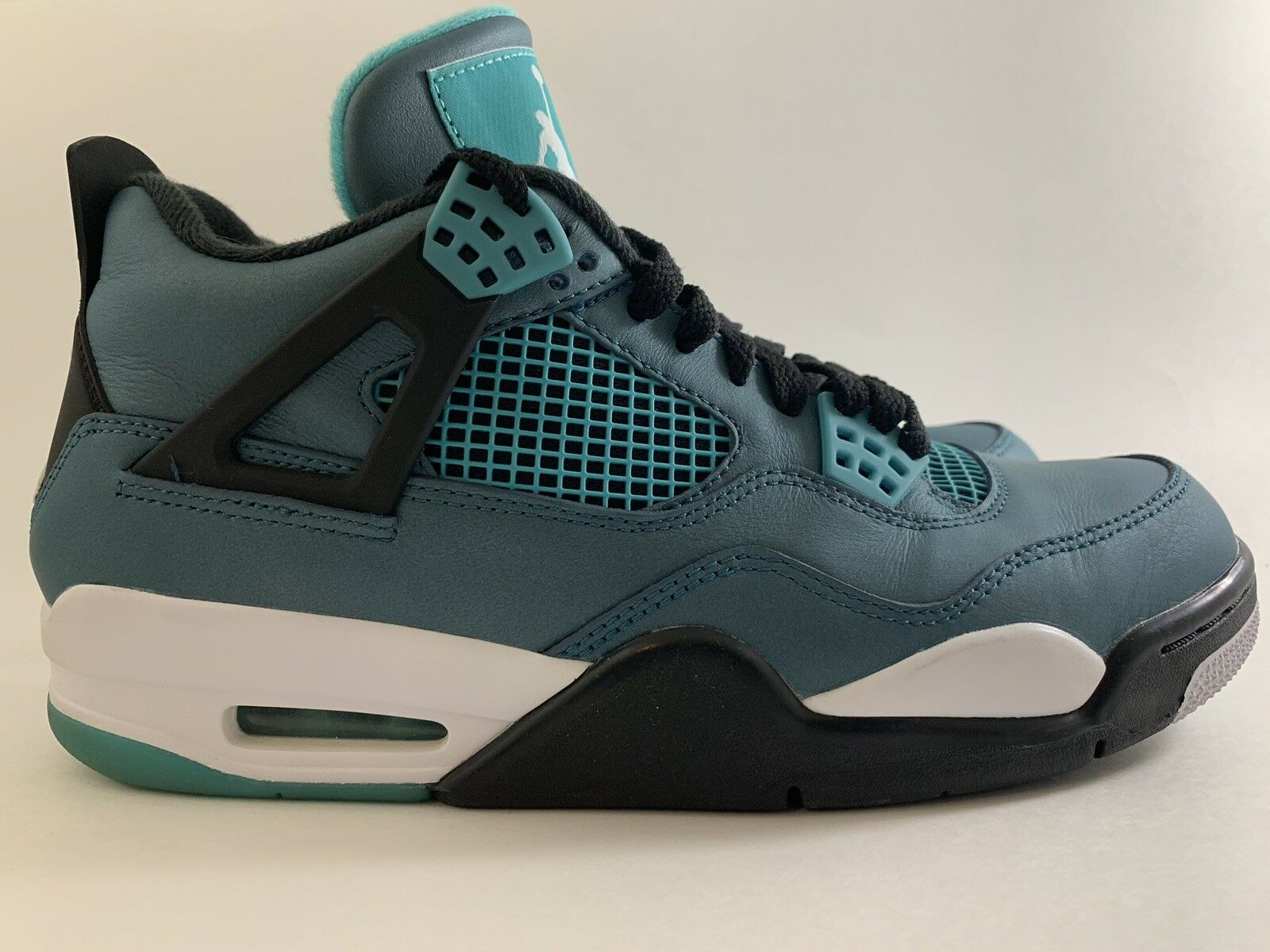 "Nike Jordan 4 Retro 30TH Anniversary  Teal"" 100% Authentic  US 9.5 (705331330)"