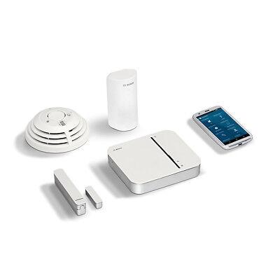 Bosch Smart Home Sicherheit Starter-Paket  Bewegungsmelder Rauchmelder
