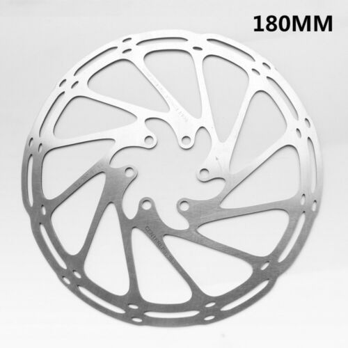 Center Line 160 180 200mm 6 Bolts Rotors Mountain Bike Disc Brakes MTB Parts Kit