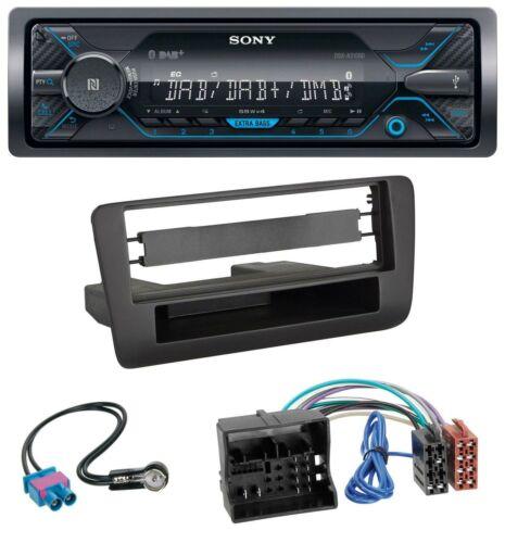 ab 2012 Sony USB mp3 Bluetooth DAB autoradio para audi a1