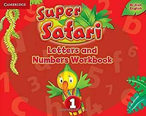 Super-Safari-Level-1-Letters-and-Numbers-Workbook-Super-Minds-New-Book