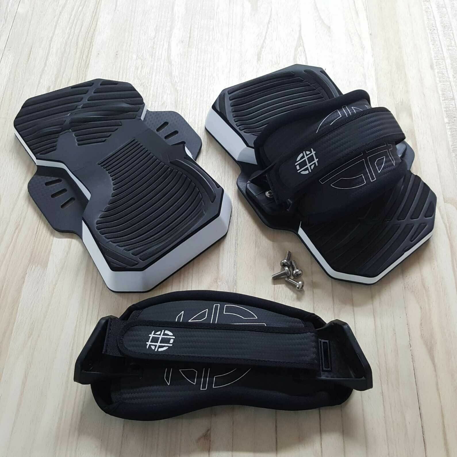 Special Offer - Off Grid Pro Kiteboard Footpad & Footstrap Set