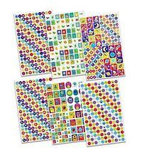 Mehr als 2000 Belohnungs Sticker Buch für Kinder Kinder Schule Startseite