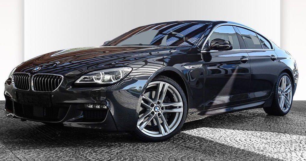BMW 640d 3,0 Gran Coupé xDrive aut. 4d - 4.895 kr.