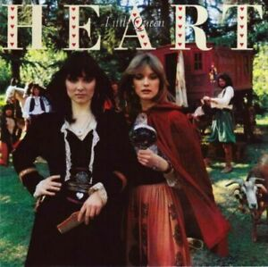 NEW-CD-Album-Heart-Little-Queen-Mini-LP-Style-Card-Case