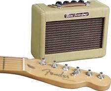 Genuine Fender® Mini 57 Twin Amplifier, Tweed 023-4811-000