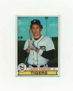 1979 Topps Lance Parrish #469 Baseball Card - Detroit Tigers