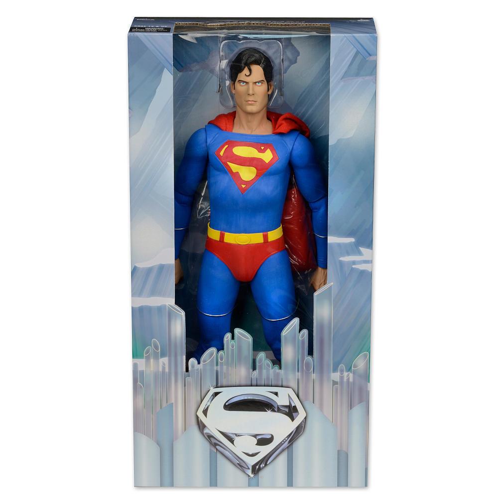 DC COMICS   FIGUR SUPERMAN CM- 18 CM- SUPERMAN ACTION FIGUR IN SCHACHTEL 7