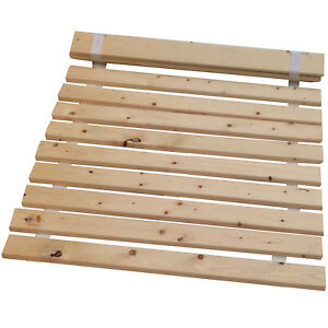 huge selection of 80870 891ca Details about Wooden Bed Slats - King Size Bed Slats - 5FT = 152 cm  Replacement Bed Slats