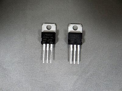 5PC L7812CV TO-220 1.5A 12V three-terminal regulator tube
