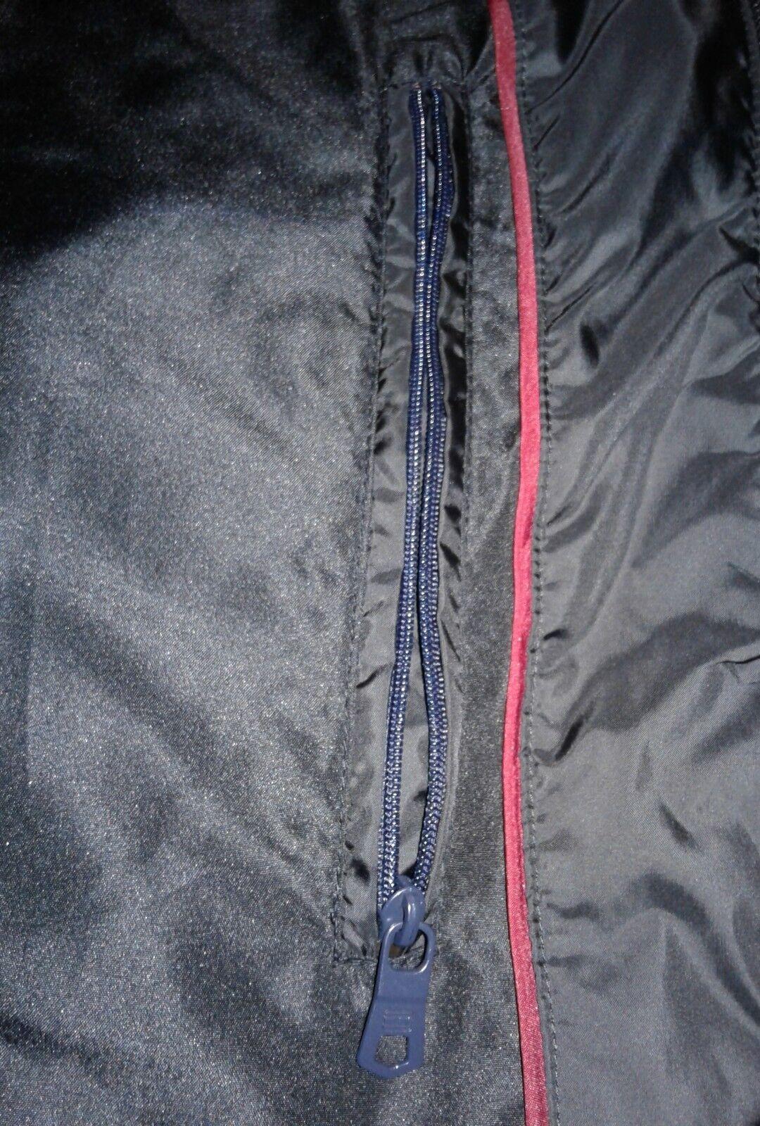 Details about Tommy Hilfiger Platinum Insulator Quilted Jacket Orange Green M L XXL
