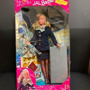 JAL-Barbie-doll
