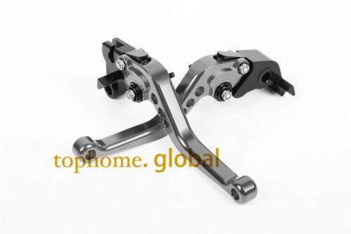 For MV AGUSTA F3 675 2013-2018 Clutch Brake Levers Short//Long CNC Adjustable