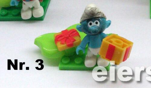 1 Schlumpf aus DIE SCHLÜMPFE Mega Bloks Peyo Ihrer Wahl BPZ the smurfs