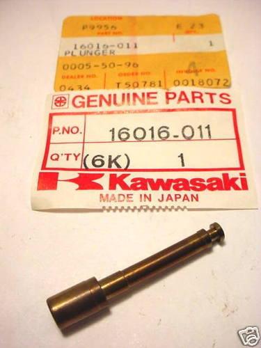 KAWASAKI KX450 KT250 TRIALS F11 M KDX200 Choke Plunger