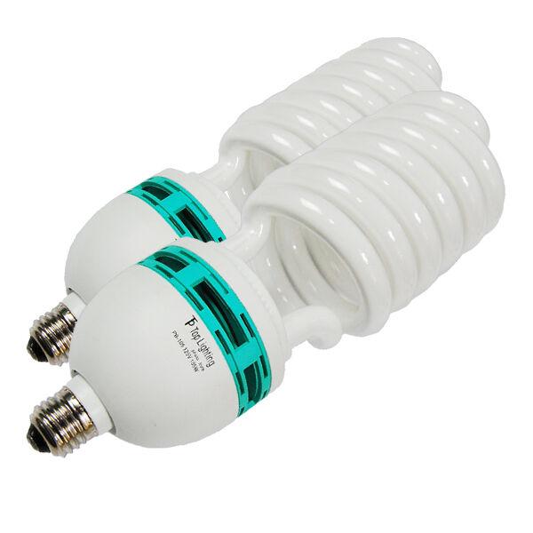2PCS 6500K Photo Studio Continuous Light Bulb 105Watt Lighting Photography Lamp