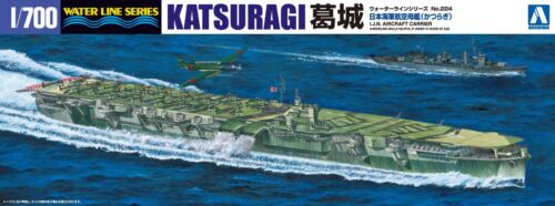 AOSHIMA 00095-1//700 JAPANESE CARRIER KATSURAGI