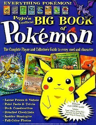 The Big Book of Pokemon: The Ultimate Player and Collector's Guide by Triumph B