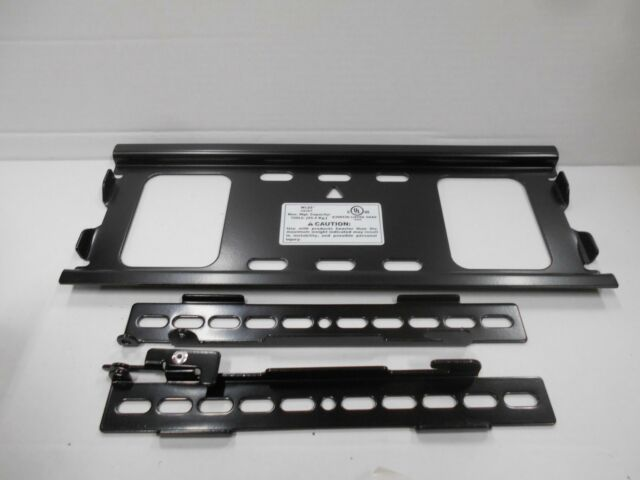 "Ultra-Slim 0.57"" Low Profile Flat Panel Screen LCD LED TV Wall Mount 32-60/"" New"