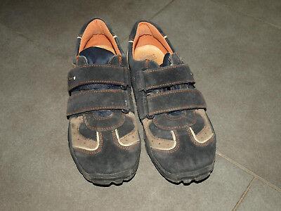 D-Kraft Schuhe Halbschuhe Gr. 35 sympatex Leder
