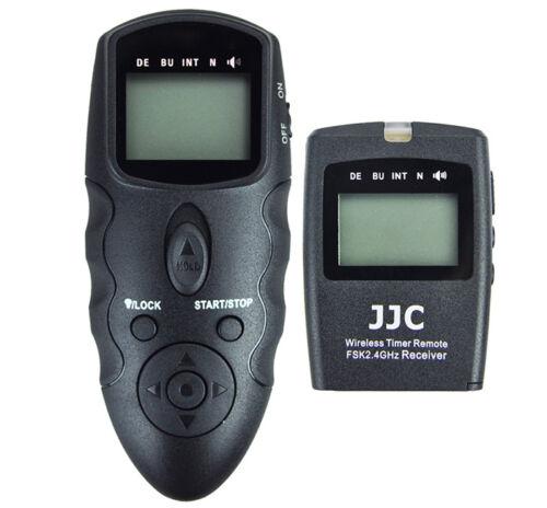 Timer/Intervallometro Scatto Remoto Universale con Controllo Radio (WT868)