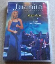 JUANITA DU PLESSIS Altyd Daar Live op Aanvraag SOUTH AFRICA All Regions