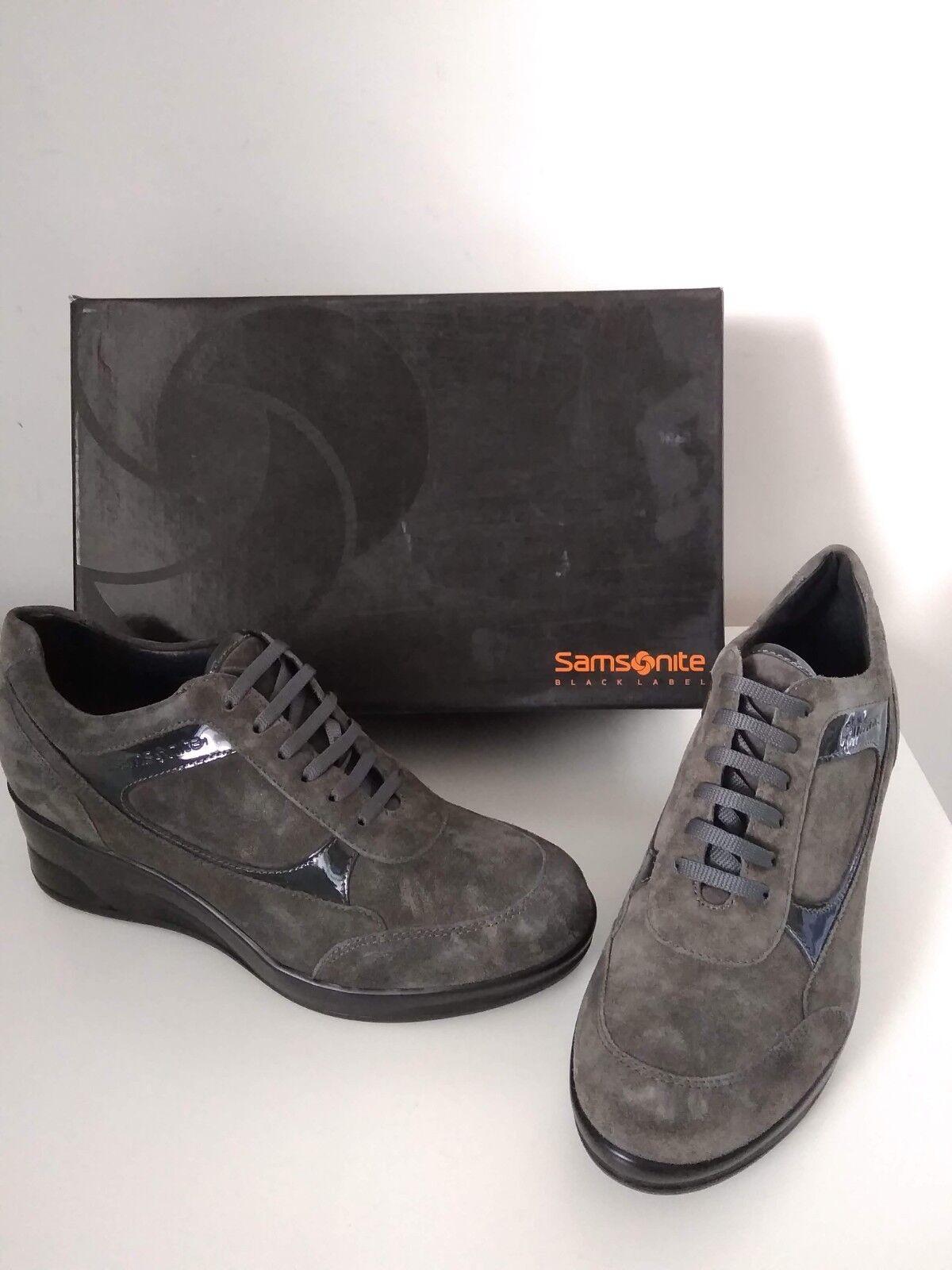 SNEAKERS DONNA N.38 SAMSONITE CAMOSCIO N.38 GRIGIA N.38 CAMOSCIO DONNA b1b445   066f18