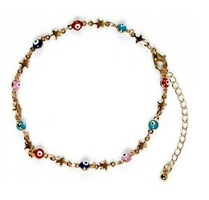 Perlen Armband türkisches magisches Auge Nazar Evil Eye mavi boncuk Boncugu