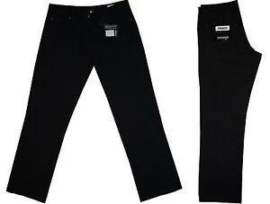 stooker herren stretch jeans hose new frisco black schwarz. Black Bedroom Furniture Sets. Home Design Ideas