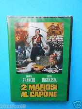 film 2 mafiosi contro al capone,franco franchi,ciccio ingrassia,moira orfei,dvds