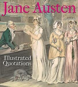 2019 DernièRe Conception Jane Austen: Illustrated Citations Par Bibliothèque Bodleian, New Book, Gratuite Et Rapide-afficher Le Titre D'origine Jolie Et ColoréE